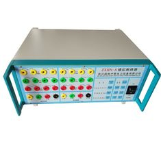Power System Protection Relay Tester , Circuit Breaker Simulator Machine