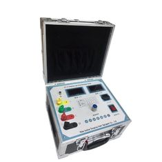 30A Intuitive Display DC Resistance Tester Grounding Lines Group High Accuracy